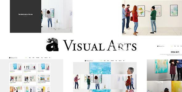 Visual | Arts WordPress