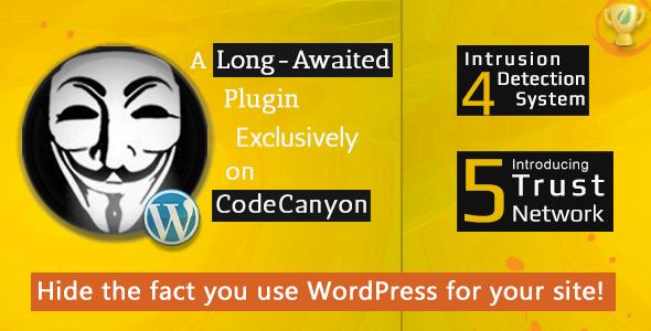 Hide My WP - Amazing Plugin Security for WordPress!