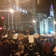 Riot Demonstration Crowd
