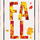 Fall Festival Minimal Flyer - GraphicRiver Item for Sale