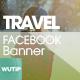 20 Facebook Post Banner - Travel02 - GraphicRiver Item for Sale