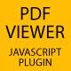 PDF Viewer - Javascript Plugin - CodeCanyon Item for Sale