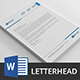 Letterhead Pad - GraphicRiver Item for Sale