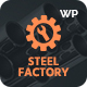 Franco | Steel Factory & Industrial Plant Manufactoring WordPress Theme - ThemeForest Item for Sale