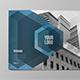 Modern Blue Architecture Brochure - GraphicRiver Item for Sale