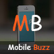 MobileBuzz   One Page - Responsive HTML5 Business Template - ThemeForest Item for Sale