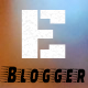 Egnova - News & Magazine Responsive Blogger Template - ThemeForest Item for Sale