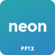 Neon PowerPoint - GraphicRiver Item for Sale