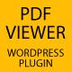 PDF Viewer - Wordpress Plugin - CodeCanyon Item for Sale