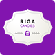 Riga - Candy & Sweets HTML Template - ThemeForest Item for Sale