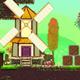 The Old Windmill - Platform Tileset - GraphicRiver Item for Sale