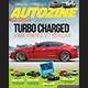 Car Magazine Template - GraphicRiver Item for Sale