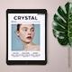 Crystal E-Magazine - GraphicRiver Item for Sale