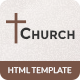Church - Nonprofit HTML Template - ThemeForest Item for Sale