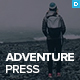 Adventure Press -  Outdoor & Activity WordPress Blog - ThemeForest Item for Sale