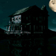Haunted House With Old TV - VideoHive Item for Sale