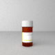 Drug Bottle - 3DOcean Item for Sale