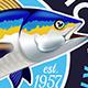 Yellowfin Tuna Symbols - GraphicRiver Item for Sale