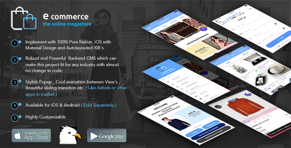 Make A Promo App With Mobile App Templates from CodeCanyon