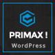Primax Corporate Business WordPress Theme - ThemeForest Item for Sale