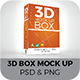 Product Box Mock Up - GraphicRiver Item for Sale