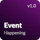 Event — Creative and Modern One Page HTML Template for Events - ThemeForest Item for Sale