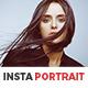 10 Insta Portrait Lightroom Presets - GraphicRiver Item for Sale