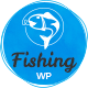 Fishing Store For WordPress Theme - ThemeForest Item for Sale