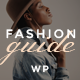 Fashion Guide | Online Magazine & Lifestyle Blog WordPress Theme - ThemeForest Item for Sale