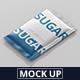 Salt / Sugar Bag Mockup - Rectangle - GraphicRiver Item for Sale