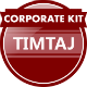 The Upbeat Corporate Kit