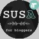 Susa - Responsive WordPress Blog Theme - ThemeForest Item for Sale