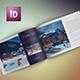 Ski Resort Hotel Landscape Brochure - GraphicRiver Item for Sale