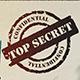 Top Secret Document Template - GraphicRiver Item for Sale