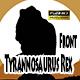 Dinosaur Tyrannosaurus Rex - VideoHive Item for Sale