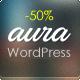 Aura - One Page & Multi Page WordPress Theme