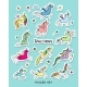 Magic Unicorns Stickers Collection - GraphicRiver Item for Sale
