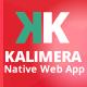Kalimera  - Travel & Share Native Web Mobile App like Instagram - CodeCanyon Item for Sale