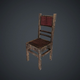 Chair V3 - 3DOcean Item for Sale
