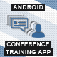 Conference Training App With CMS - Android [ 2020 Edition ] - CodeCanyon Item for Sale