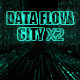 Data Flow City - VideoHive Item for Sale