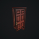 Door Animated pbr - 3DOcean Item for Sale
