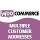 WooCommerce Multiple Customer Addresses - CodeCanyon Item for Sale