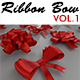 Ribbon Bow Vol.1 - 3DOcean Item for Sale