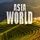 Chinese Oriental Asia World