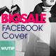 10 Facebook Cover-Big Sale - GraphicRiver Item for Sale