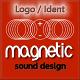 Aggressive Tech Logo - AudioJungle Item for Sale