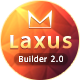 Laxus - Responsive Email Template + Builder Online - ThemeForest Item for Sale