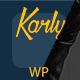Karly - Creative WordPress Theme - ThemeForest Item for Sale