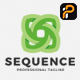 Squence - Connection Logo - GraphicRiver Item for Sale